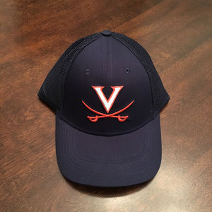 NWT Virginia UVA Cavaliers Nike Dri-Fit Logo Hat